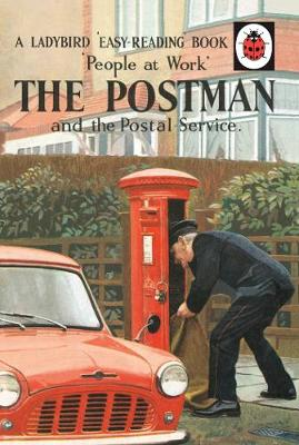 Ladybird People at Work: The Postman and the Postal Service (Hardback)