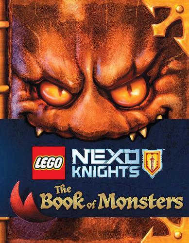 LEGO NEXO KNIGHTS: The Book of Monsters (Hardback)