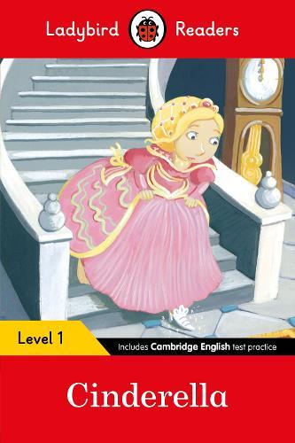 Cinderella - Ladybird Readers Level 1 (Paperback)