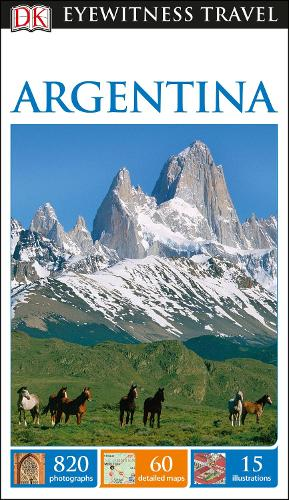 Lonely Planet Argentina By Lonely Planet Sandra Bao Waterstones - Argentina map lonely planet