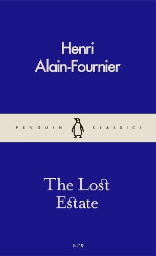 The Lost Estate - Pocket Penguins (Paperback)