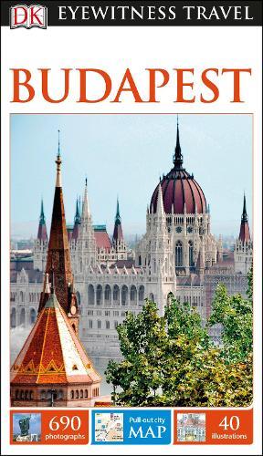 DK Eyewitness Travel Guide Budapest (Paperback)