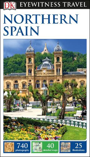 DK Eyewitness Travel Guide Northern Spain (Paperback)