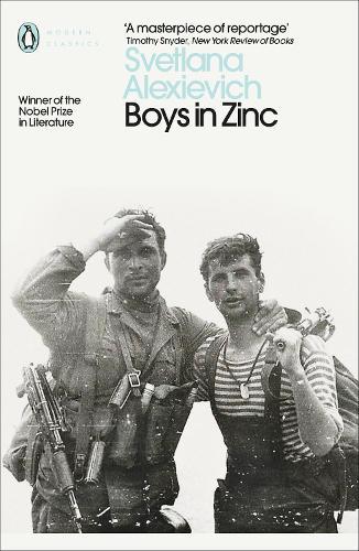 Boys in Zinc - Penguin Modern Classics (Paperback)