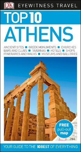 Top 10 Athens - DK Eyewitness Travel Guide (Paperback)