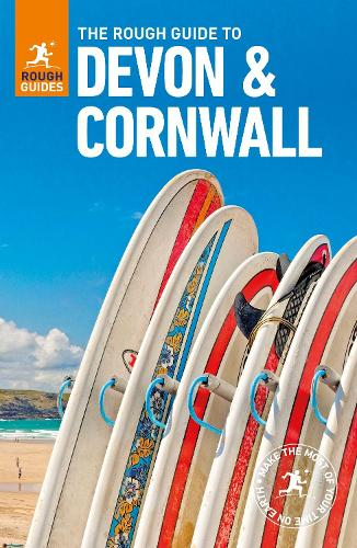 The Rough Guide to Devon & Cornwall - Cornwall Guide Book - Rough Guides (Paperback)