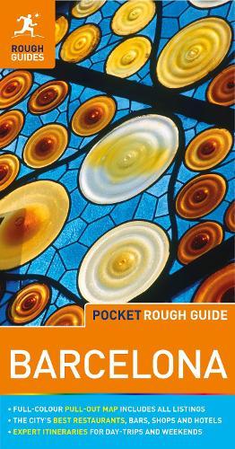 Pocket Rough Guide Barcelona - Barcelona Travel Guide - Pocket Rough Guides (Paperback)