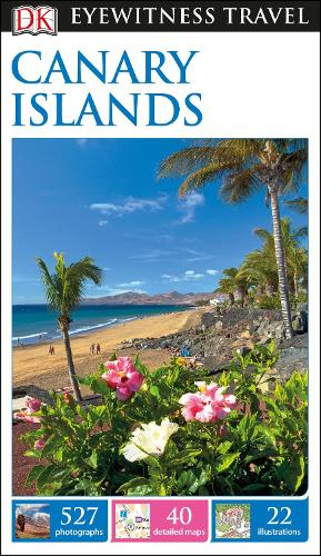 DK Eyewitness Canary Islands - Travel Guide (Paperback)