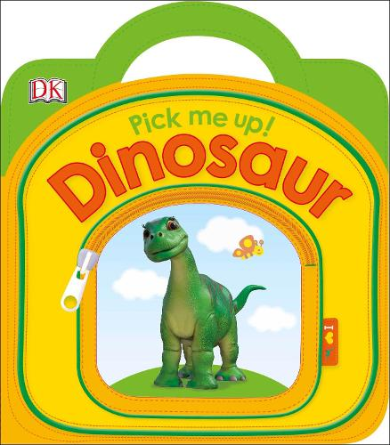 Pick Me Up! Dinosaur (Board book)