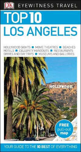 Top 10 Los Angeles - DK Eyewitness Travel Guide (Paperback)