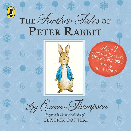 The Further Tales of Peter Rabbit (CD-Audio)