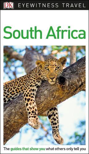 DK Eyewitness Travel Guide South Africa (Paperback)