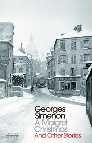 A Maigret Christmas: And Other Stories (Hardback)