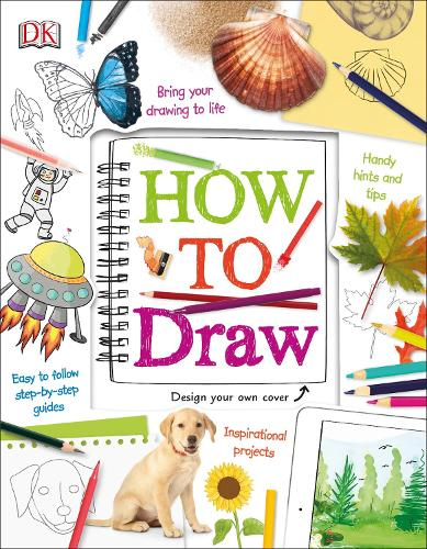 How to Draw (Spiral bound)