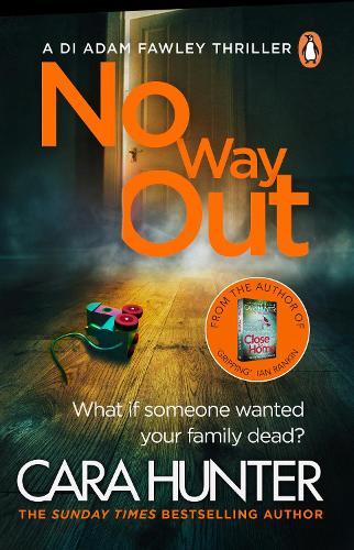 No Way Out - DI Fawley (Paperback)