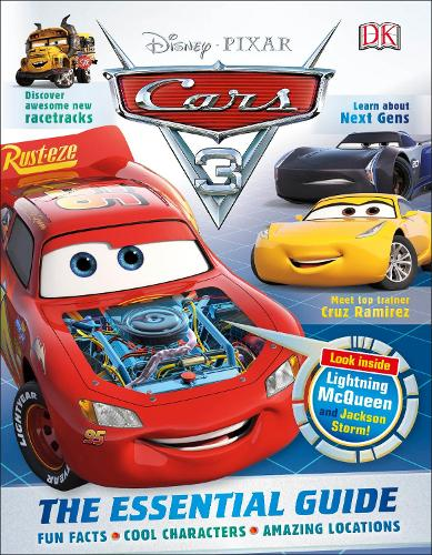 Disney Pixar Cars 3 The Essential Guide (Hardback)