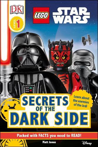 LEGO (R) Star Wars Secrets of the Dark Side - DK Readers Level 1 (Hardback)