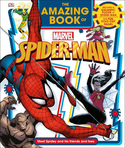 The Amazing Book of Marvel Spider-Man (Hardback)