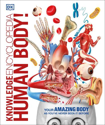 Knowledge Encyclopedia Human Body! (Hardback)