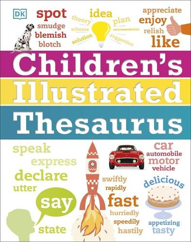 Children's Illustrated Thesaurus (Hardback)