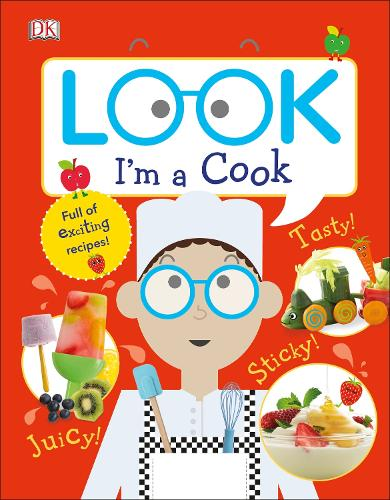 Look I'm a Cook (Hardback)