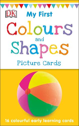My First Colours & Shapes - Picture Cards