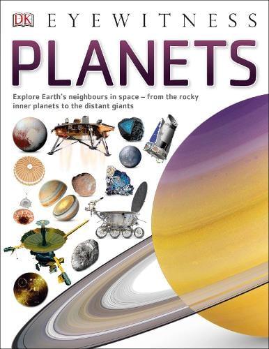 Planets - DK Eyewitness (Paperback)