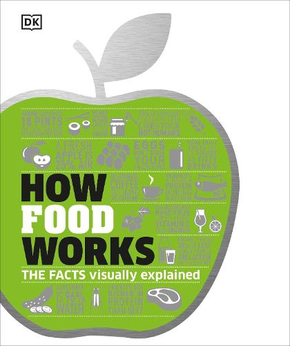 How Food Works: The Facts Visually Explained (Hardback)