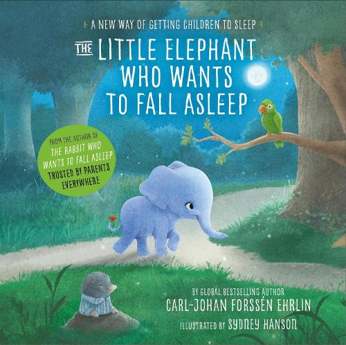 The Little Elephant Who Wants to Fall Asleep: A New Way of Getting Children to Sleep (CD-Audio)