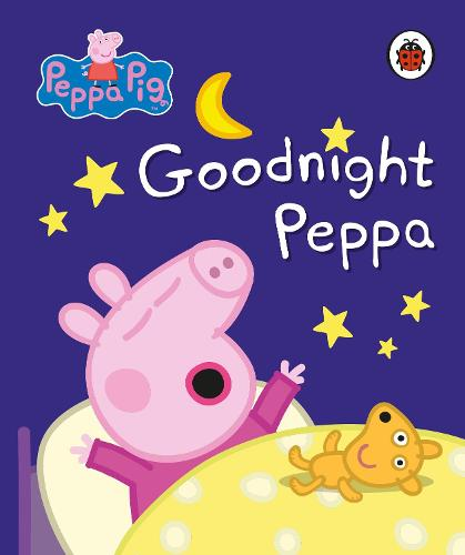 Peppa Pig: Goodnight Peppa - Peppa Pig (Board book)