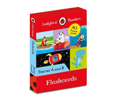 Ladybird Readers Starter Level Flashcards