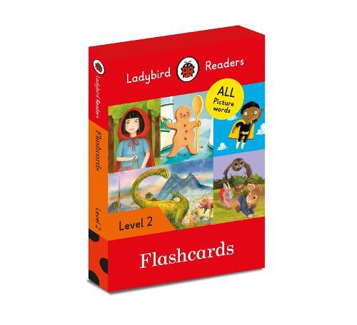 Ladybird Readers Level 2 Flashcards