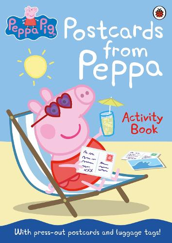 Peppa Pig: Postcards from Peppa - Peppa Pig (Paperback)