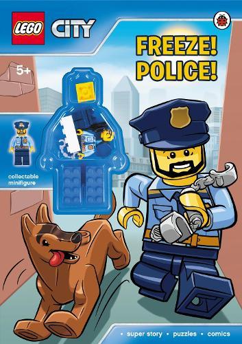 LEGO CITY: Freeze! Police! (Paperback)