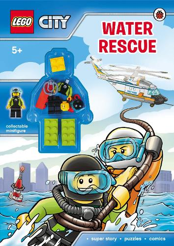 LEGO City: Water Rescue (Paperback)