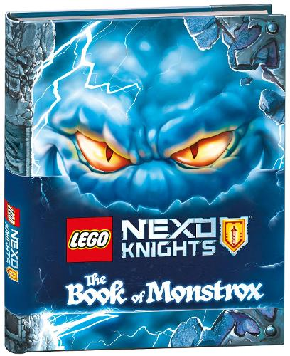 LEGO NEXO KNIGHTS: The Book of Monstrox (Hardback)