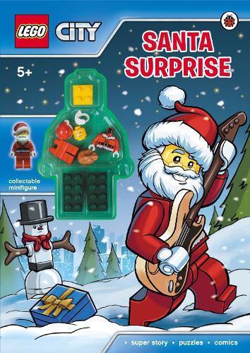 LEGO City: Santa Surprise Activity Book - LEGO City (Paperback)