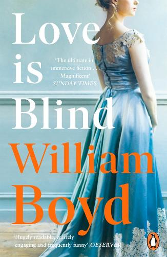 Love is Blind (Paperback)
