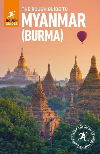 The Rough Guide to Myanmar (Burma) - Rough Guides (Paperback)