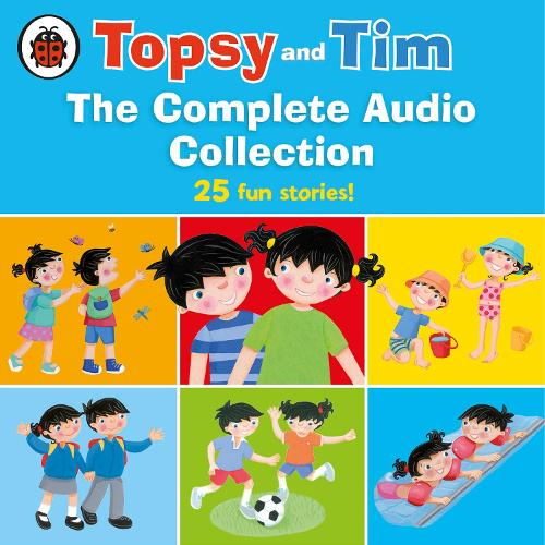 Topsy and Tim: The Complete Audio Collection (CD-Audio)
