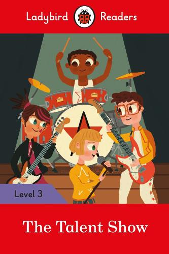 The Talent Show - Ladybird Readers Level 3 (Paperback)