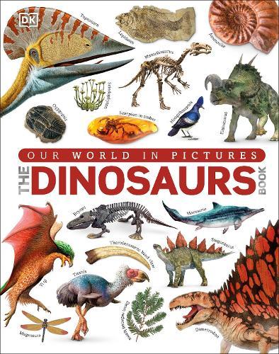 The Dinosaurs Book (Hardback)