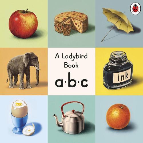 ABC: A Ladybird Vintage Board Book (Board book)