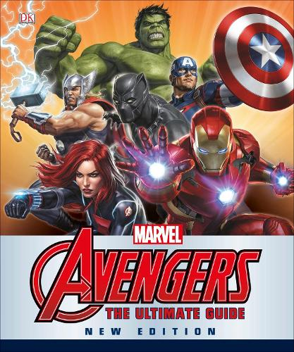 Marvel Avengers Ultimate Guide New Edition (Hardback)