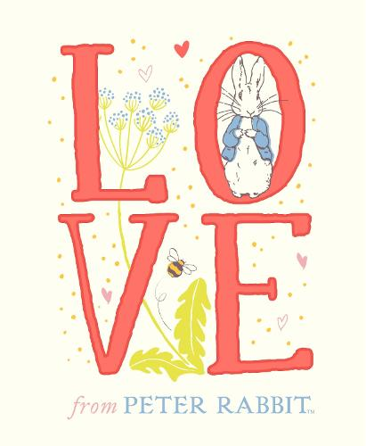 Love From Peter Rabbit (Hardback)