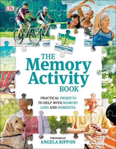 The Memory Activity Book: Practical Projects to Help with Memory Loss and Dementia (Paperback)