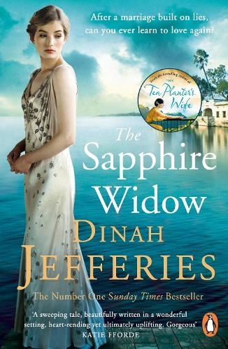 The Sapphire Widow (Paperback)