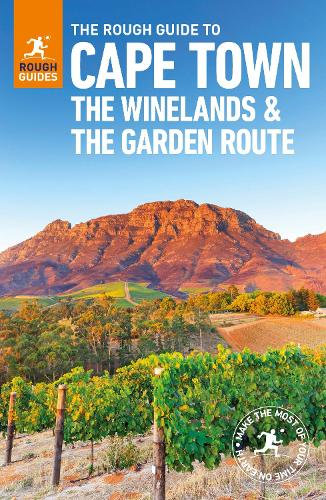 The Rough Guide to Cape Town, The Winelands and the Garden Route - Rough Guides (Paperback)