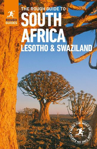 The Rough Guide to South Africa, Lesotho and Swaziland - Rough Guides (Paperback)