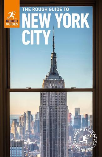 The Rough Guide to New York City (Travel Guide) - Rough Guides (Paperback)